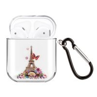 Obal pro AirPods (2019) a 1. generace - Eiffel Tower
