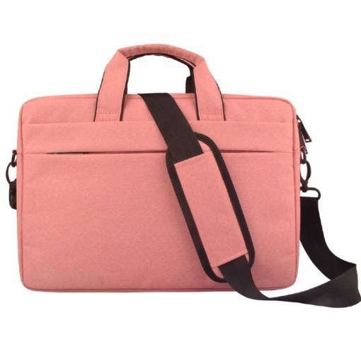 "Foto - Brašna na MacBook / notebook 15.6"" Wear & Go - růžová"
