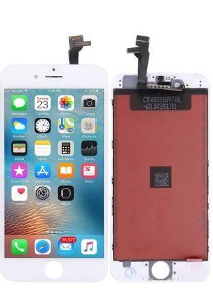 Displej Premium na iPhone 6 - bílý