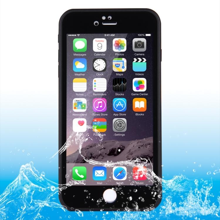 Voděodolné pouzdro na iPhone 6 plus/ 6S Plus - černá
