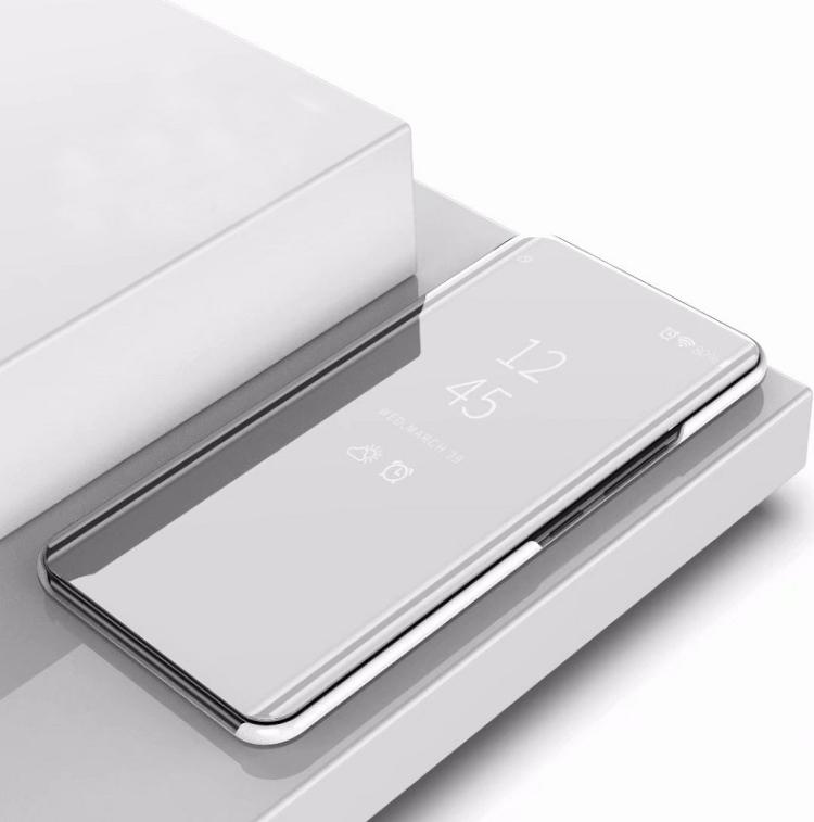 Gauzy Flipové pouzdro na iPhone 11 - stříbrná