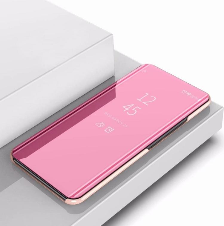 Gauzy Flipové pouzdro na iPhone 11 - růžově zlatá