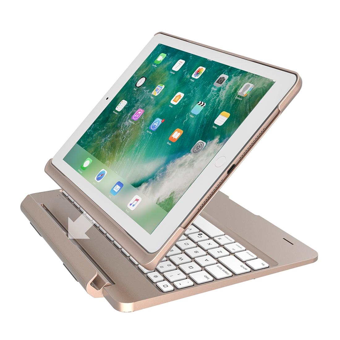 Odnímatelná klávesnice - zlatá