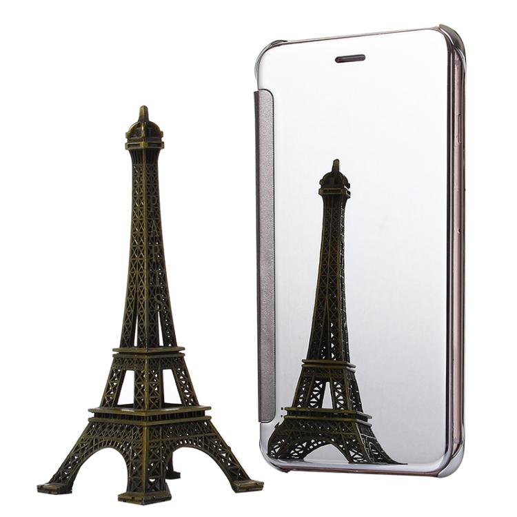 Gauzy Flipové pouzdro na iPhone 6/ 6S - stříbrná